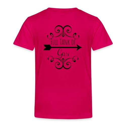 Toddler Logo Shirt - Toddler Premium T-Shirt