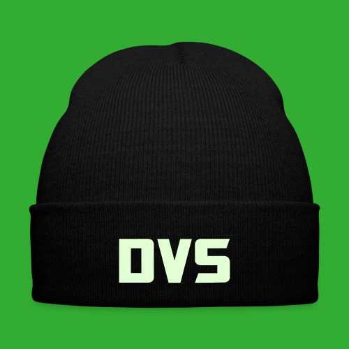 DVS Gaming Beanie Glow in the Dark - Knit Cap with Cuff Print