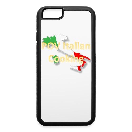 POV Italian iPhone 6 Rubber Case - iPhone 6/6s Rubber Case