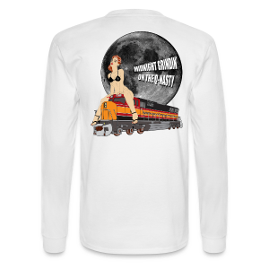 MIDNIGHT GRINDIN' LONGSLEEVE - Men's Long Sleeve T-Shirt