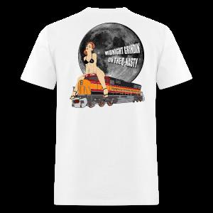 MIDNIGHT GRINDIN' - Men's T-Shirt
