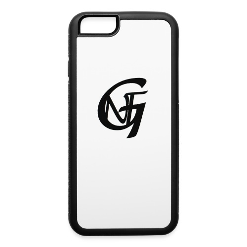 NicoForteYT Logo - iPhone 6/6s Rubber Case