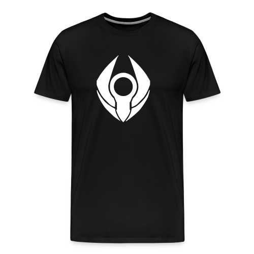 RevolvePC T-Shirt for Guys (White Logo) - Men's Premium T-Shirt