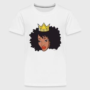 Queen Ambition - Kids' Premium T-Shirt