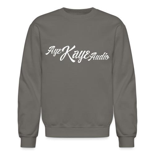 Aye Kaye Audio Classic Logo (Dark Only) - Crewneck Sweatshirt