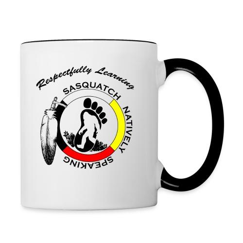 S.N.S. Coffee Cup - Contrast Coffee Mug
