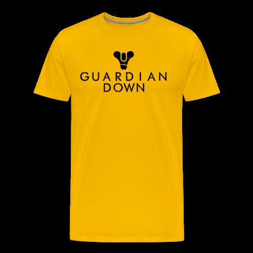 Guardian Down - Men's Premium T-Shirt