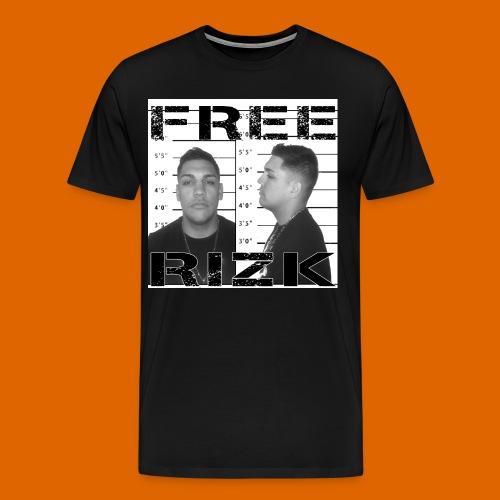 Free Rizk TEE - Men's Premium T-Shirt
