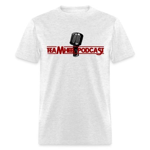 TEAMHEEL PODCAST TEE - Men's T-Shirt
