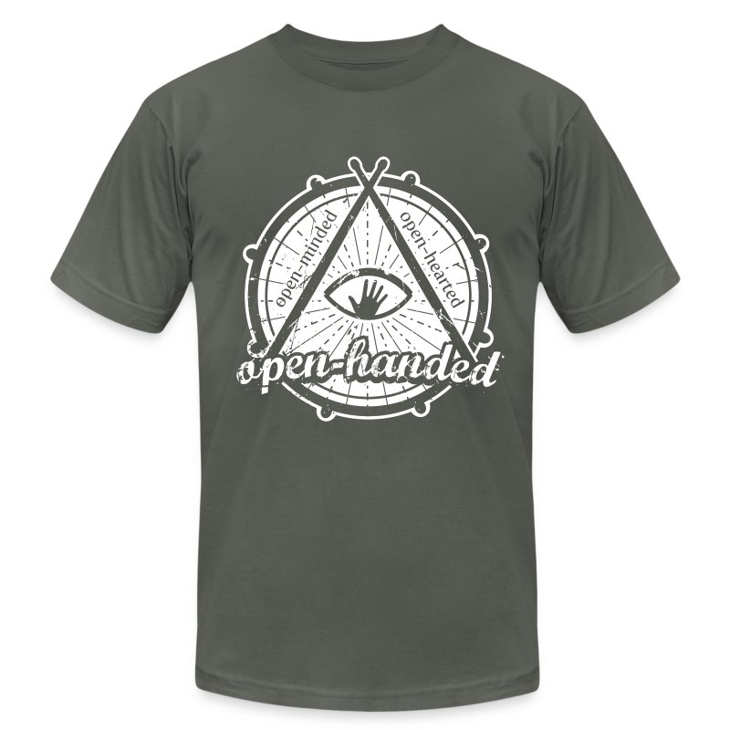 Open-Handed - Men's Fine Jersey T-Shirt