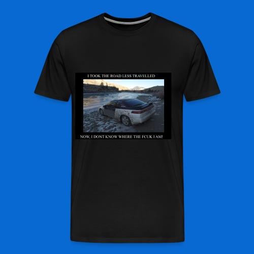 BERSERKARU #2 - Men's Premium T-Shirt