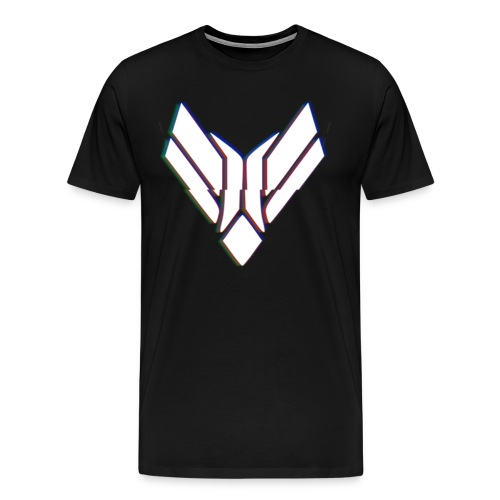 Voy 2.2k Logo T-Shirt - Men's Premium T-Shirt