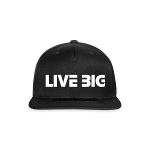 Live Big snapback - Snap-back Baseball Cap