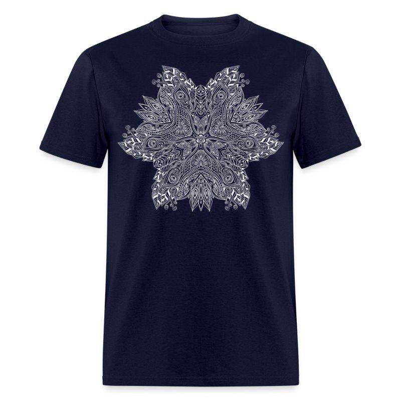 Mandala Mens Tee - Men's T-Shirt