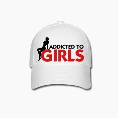 Addicted to Girls! Caps