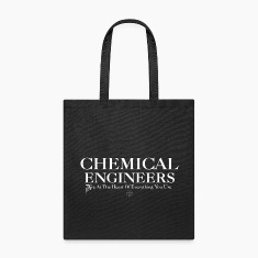 Chemical Engineers Are At The Heart Tote Bag