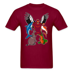SASQUATCHTRON - Men's T-Shirt