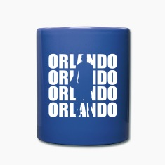 Orlando Basketball Mugs & Drinkware
