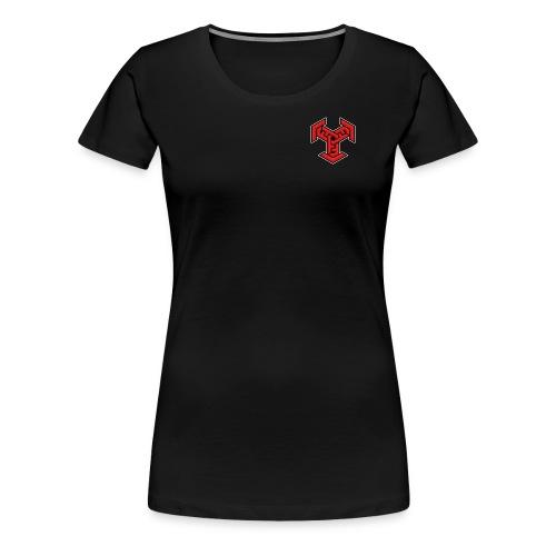 DDMTV / HELLSPAWNXXX - Women's Premium T-Shirt