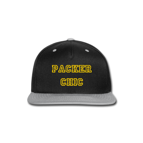 Packer Chick Lid - Snap-back Baseball Cap