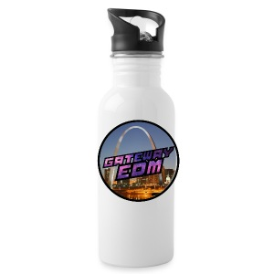 GatewayEDM Logo Water Bottle - Water Bottle