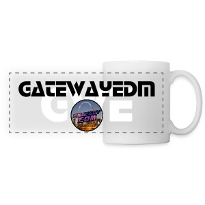GatewayEDM Logo Mug - Panoramic Mug