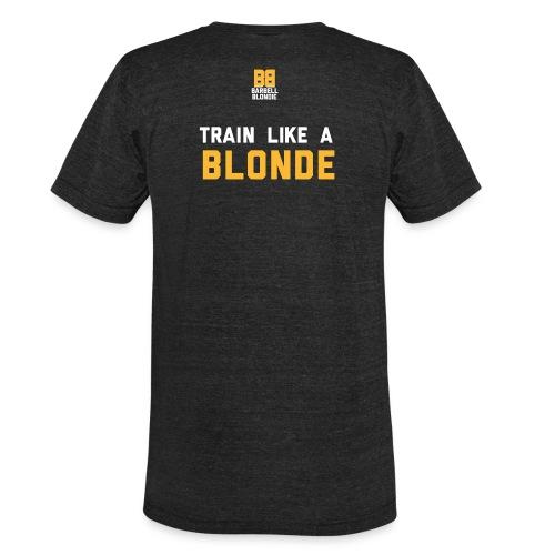 Men's Charcoal Tee - Unisex Tri-Blend T-Shirt