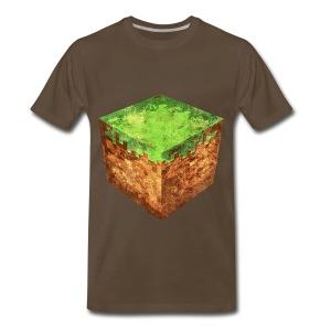 Minecrafter - Men's Premium T-Shirt