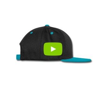 destoryer cap - Snap-back Baseball Cap