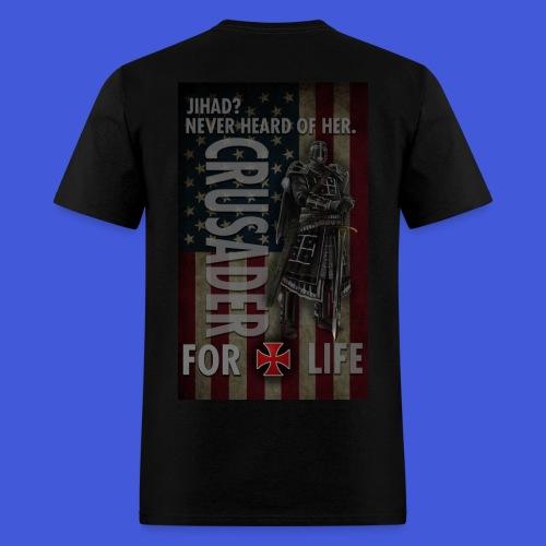 Crusader - Men's T-Shirt