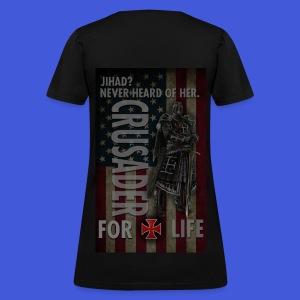 Crusader (Women's) - Women's T-Shirt