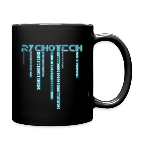 Rychotech Mug (Left Handed) - Full Color Mug