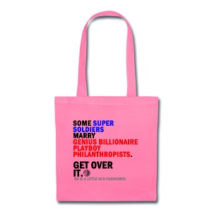 Superhusbands/Stony Against H8 - Tote Bag - Tote Bag