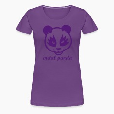 metal panda Women's T-Shirts