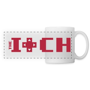 The Itch Coffee Mug Large Print - Panoramic Mug