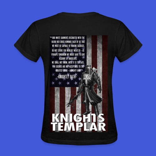 Knightly Oath (Women's) - Women's T-Shirt