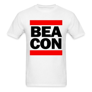 Beacon (Black Font) - Men's T-shirt - Men's T-Shirt