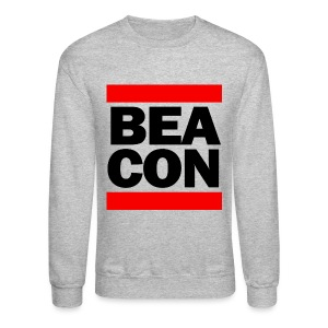 Beacon (Black Font) - Crewneck - Crewneck Sweatshirt