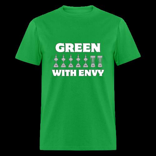Cosmos: Green with Envy - Men's T-Shirt - Men's T-Shirt