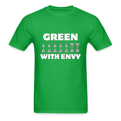 Cosmos: Green with Envy - Men's T-Shirt - Men's T-Shirt