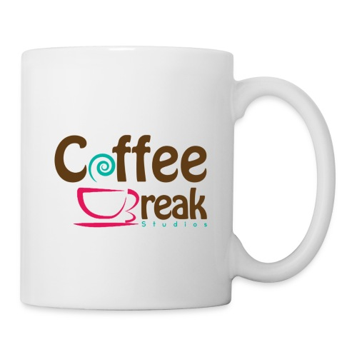 Coffee Break Studios MUG - Coffee/Tea Mug