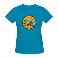 T-Shirts ~ Women's T-Shirt ~ Women's T shirt with 2016 NSR logo