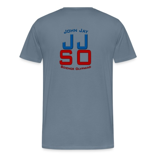 John Jay Science Olymiad - Men's Premium T-Shirt