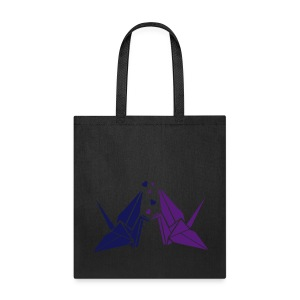 Origami Birds couple - Tote Bag