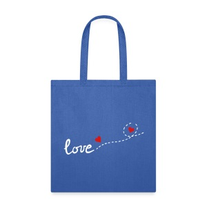 Love Tote Bag - Tote Bag