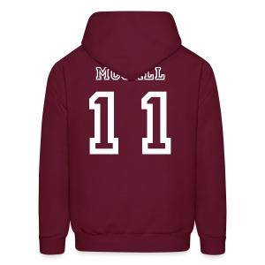 MCCALL Beacon Hills Lacrosse - Men's Hoodie - Men's Hoodie