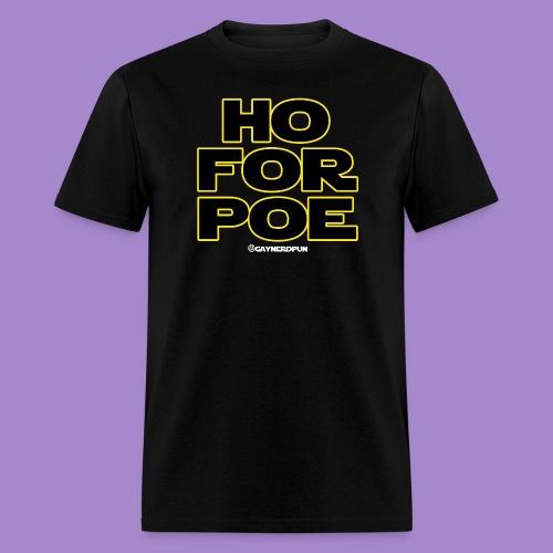 Ho For Poe SHIRT (stack type) - Men's T-Shirt