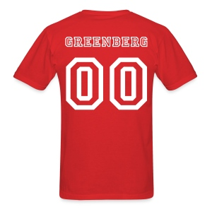 GREENBERG Beacon Hills Lacrosse - Men's T-shirt - Men's T-Shirt