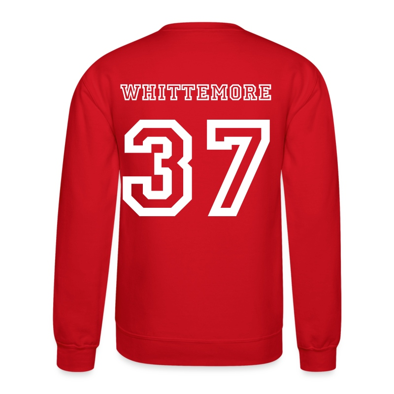 WHITTEMORE Beacon Hills Lacrosse - Crew-neck - Crewneck Sweatshirt