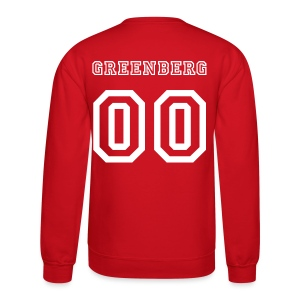 GREENBERG Beacon Hills Lacrosse - Crew-neck - Crewneck Sweatshirt